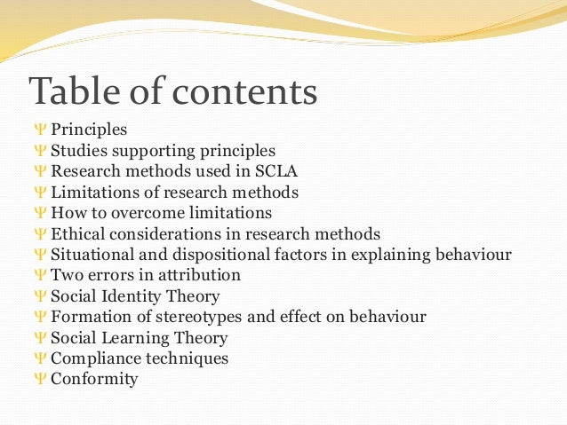 table of content for research paper Table of contents of a research paper quilling essay on gender equality what should a personal essay for college be about what does thesis mean in a essay.