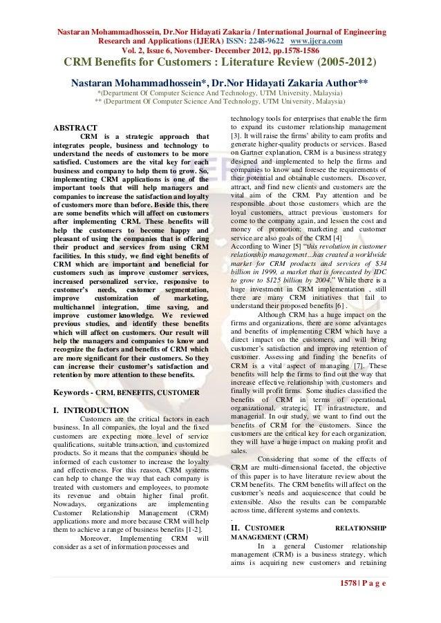 Nastaran Mohammadhossein, Dr.Nor Hidayati Zakaria / International Journal of Engineering           Research and Applicatio...