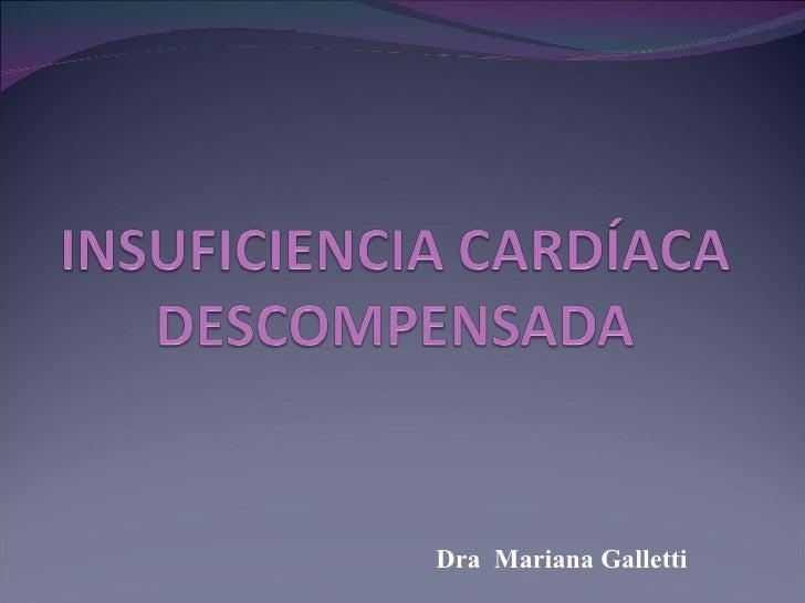 Dra  Mariana Galletti