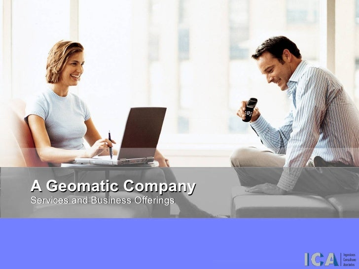 A Geomatic Company Services and Business Offerings