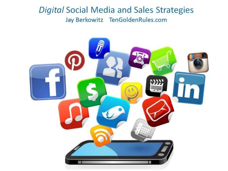 Icaba Digital Social Media and Sales Strategies