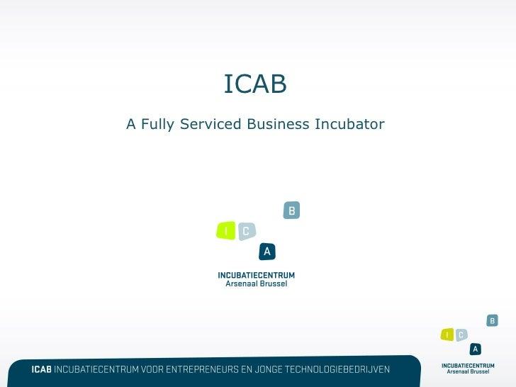 ICAB Incubator