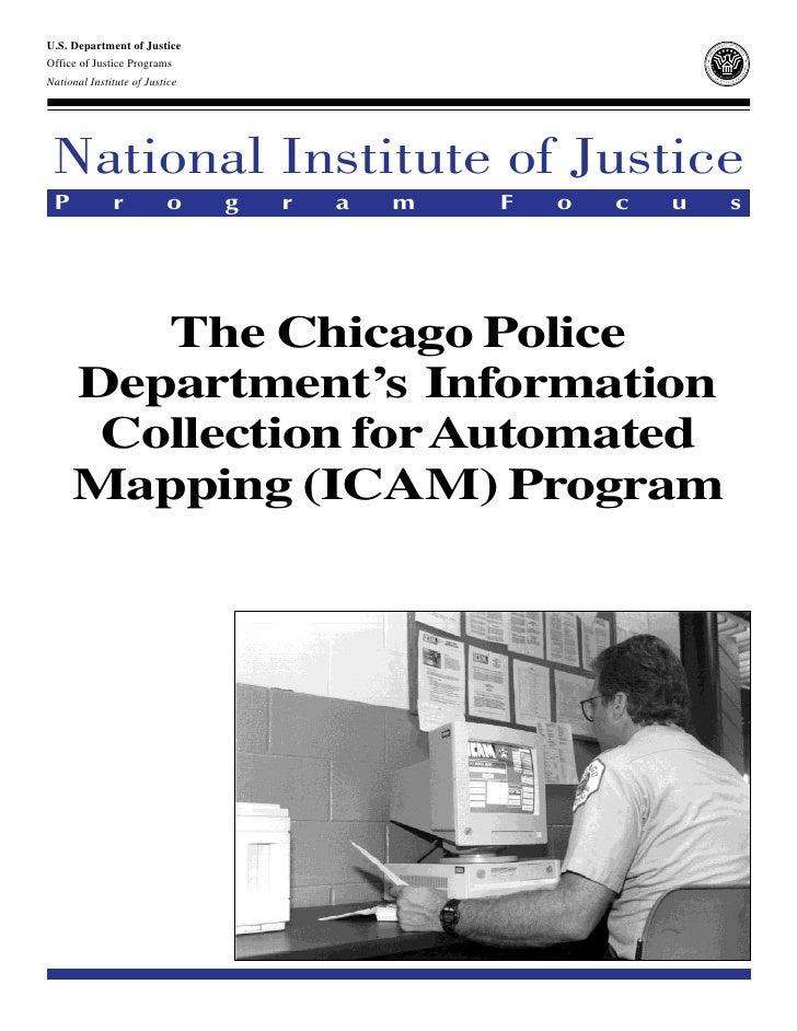 The Chicago Police Department's Information Collection for Automated Mapping (ICAM) Program