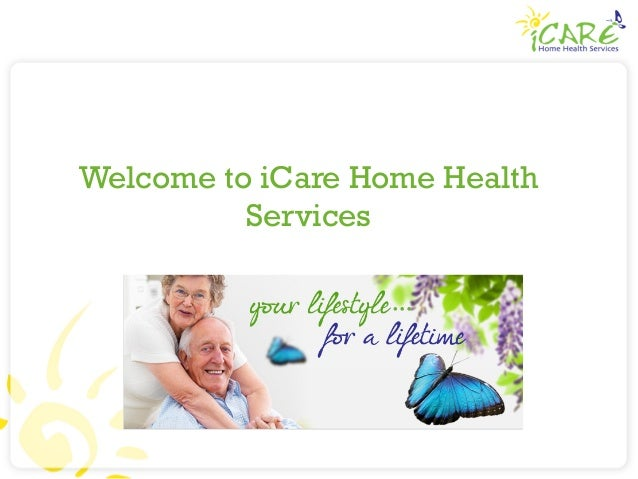 Welcome to iCare Home Health Services