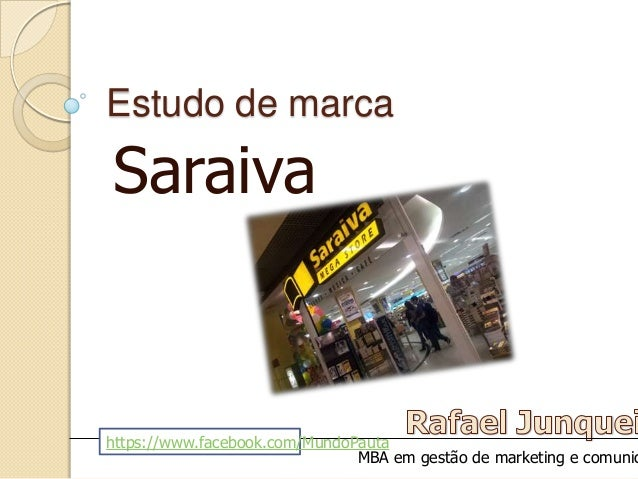 Marketing - Editora Saraiva