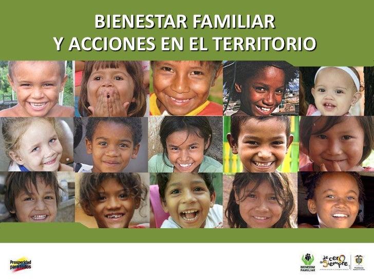 BIENESTAR FAMILIARY ACCIONES EN EL TERRITORIO                              1