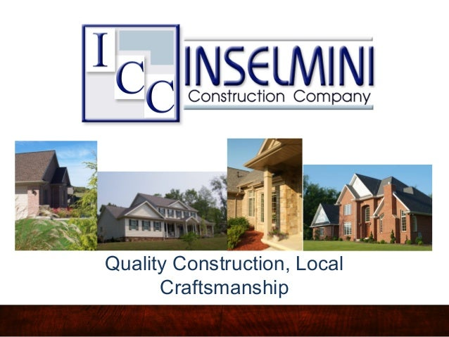 thesis construction company