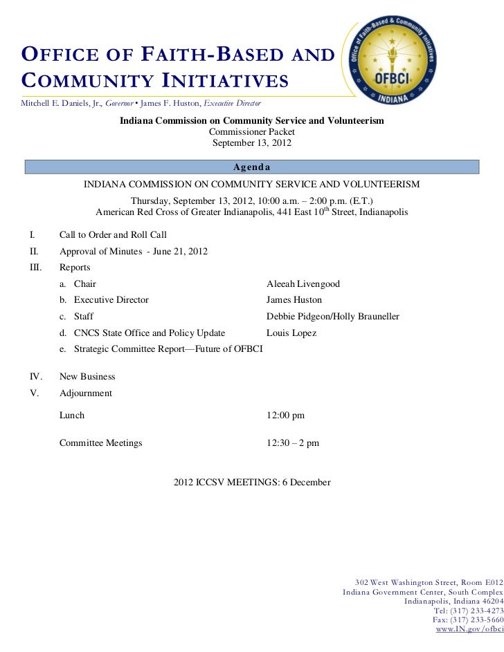 ICCSV Agenda Sept_13