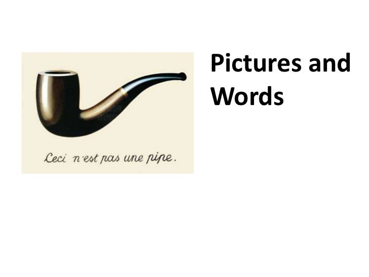 Pictures and Words<br />