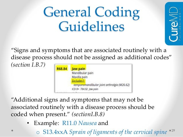 ICD-10 Conventions and Guidelines of Icd 10 for icd 9 799