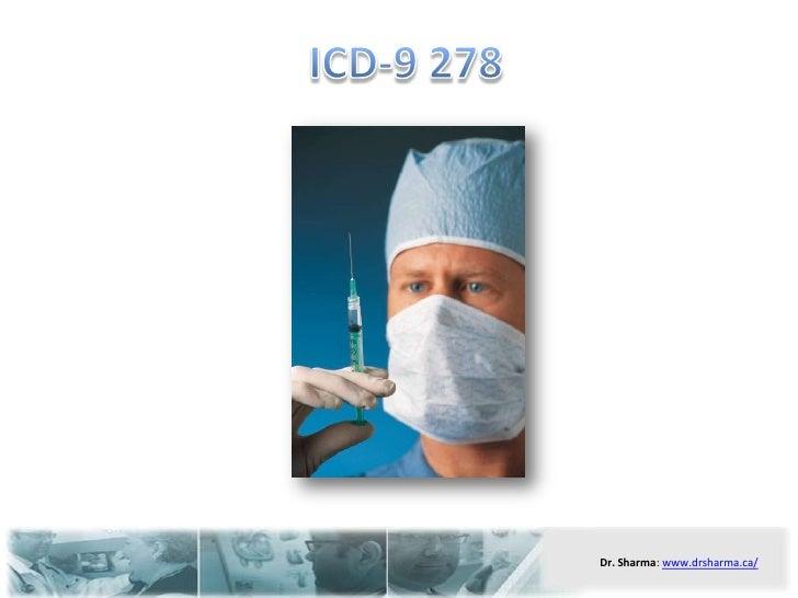 Icd 9 278