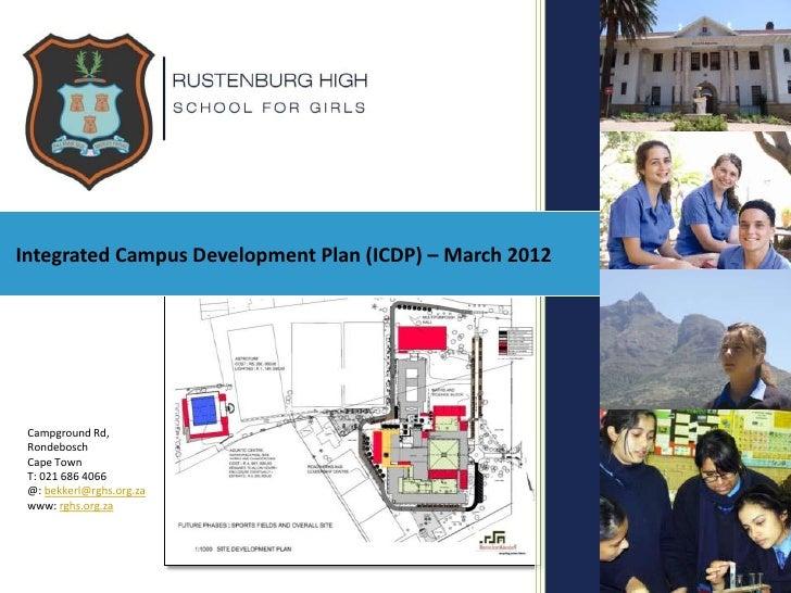 Integrated Campus Development Plan