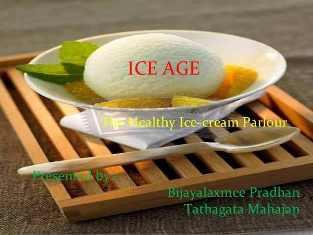 Business plan for ice cream parlour