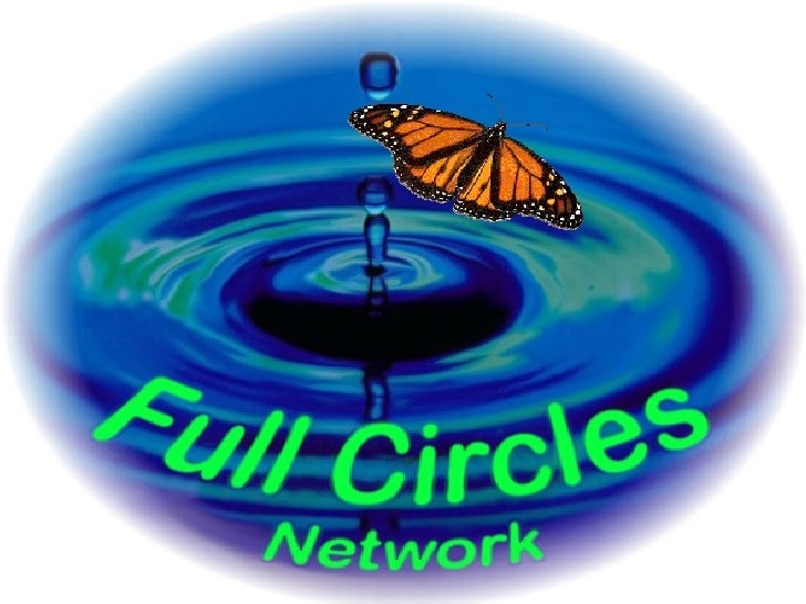 This is the Full Circles logo circa 2007