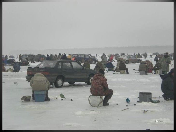 Ice Fishing with a bill morrissey song