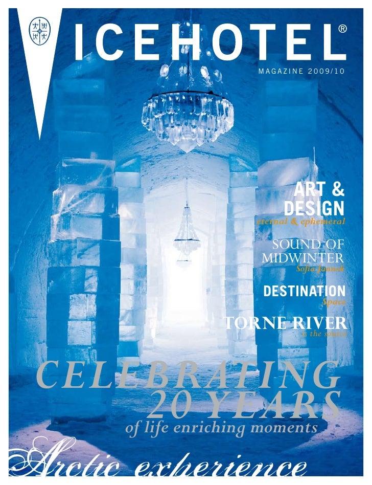 ICEHOTEL Magazine 2009