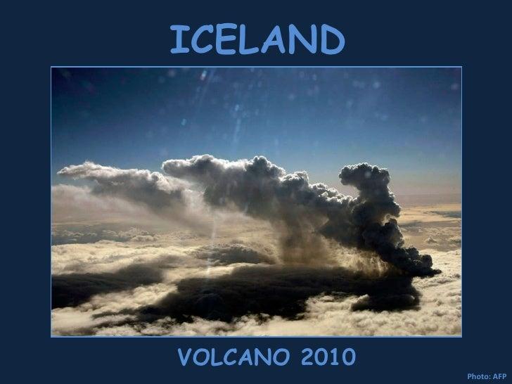 Iceland - Volcano 2010