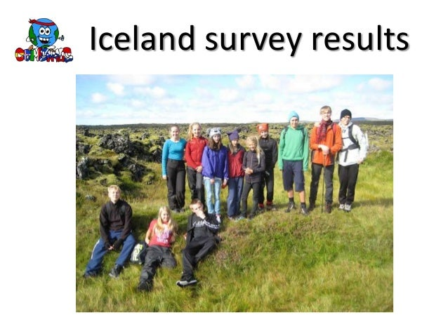 Iceland survey results