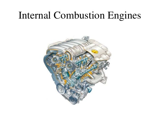 oil and the internal combustion engine essay