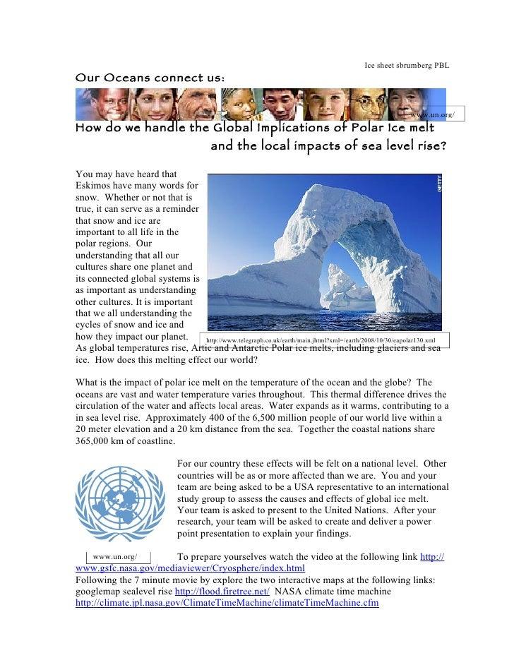 Ice Sheet Sbrumberg Pbl