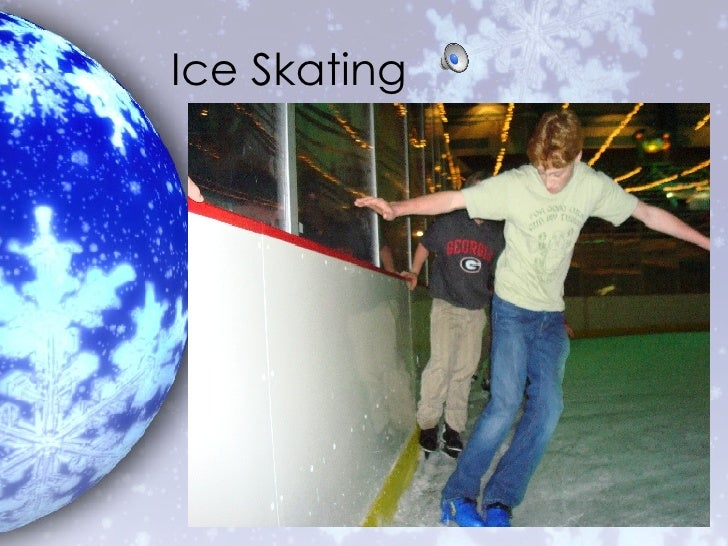 Iceskating  Spa