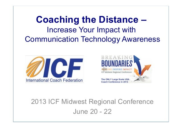 1Copyright HPCG® , Sage Strategies 2013Coaching the Distance –Increase Your Impact withCommunication Technology Awareness2...