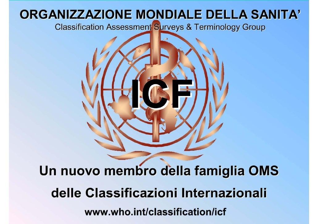 ICF e dintorni