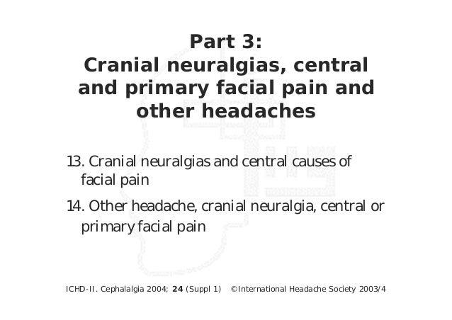 Ichdii cranial