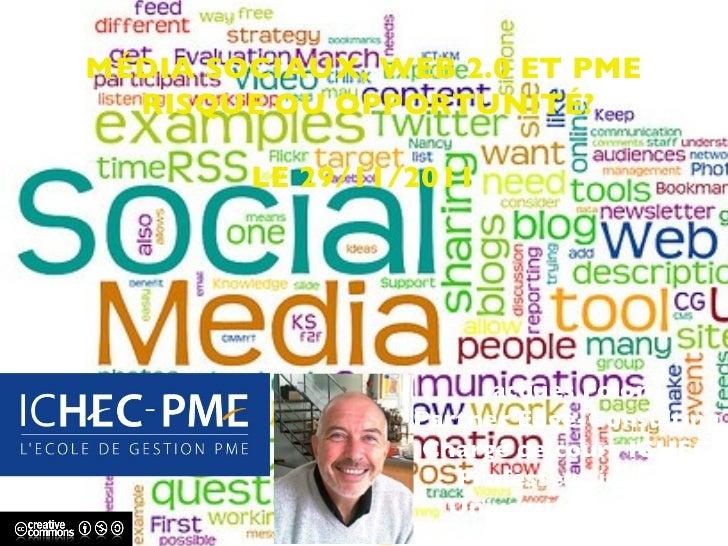 PME ET MEDIA SOCIAUX