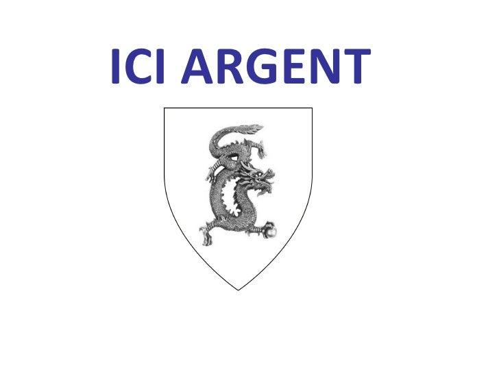 ICI ARGENT