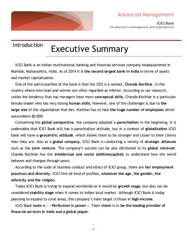 case study research paper of mergers icici International journal of scientific research and reviews effect of job satisfaction on employee retention in banking sector- a case study of icici mergers by.