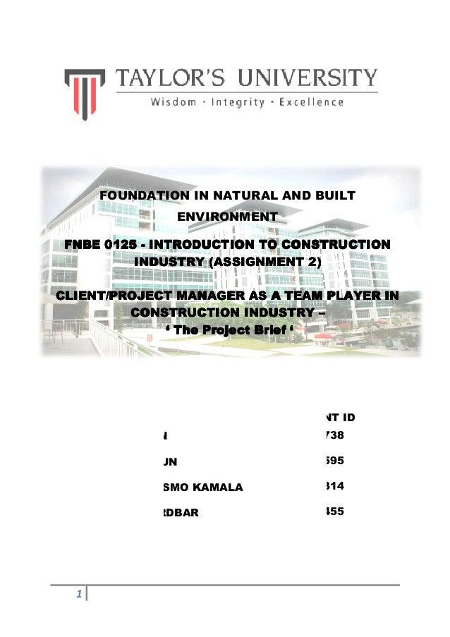 Ici project brief pdf