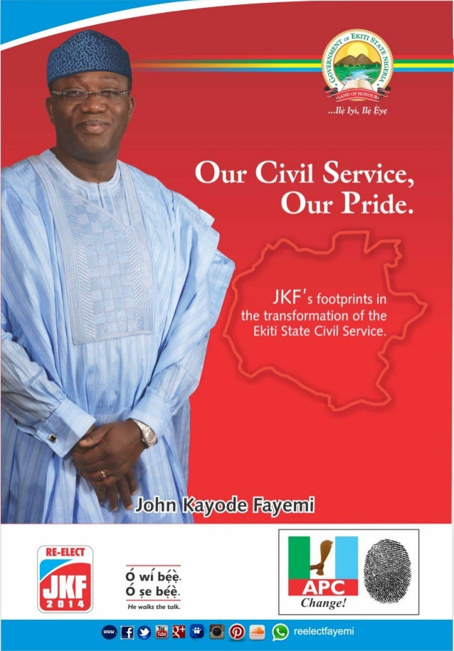 Our civil service, our pride