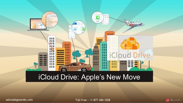 how to move photos to icloud drive
