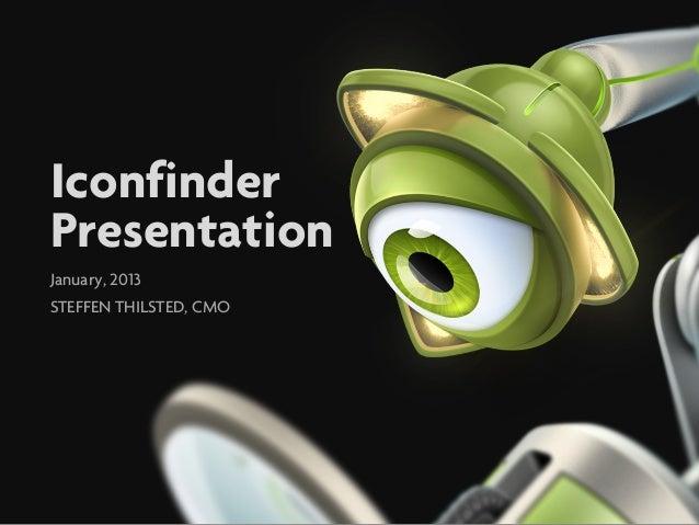 Iconfinder Deck