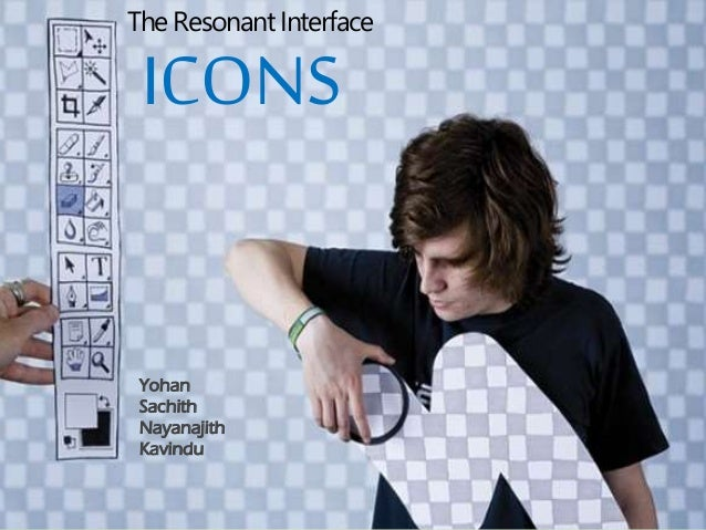 The Resonant Interface ICONS Yohan Sachith Nayanajith Kavindu