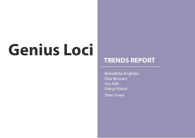 Icons project report