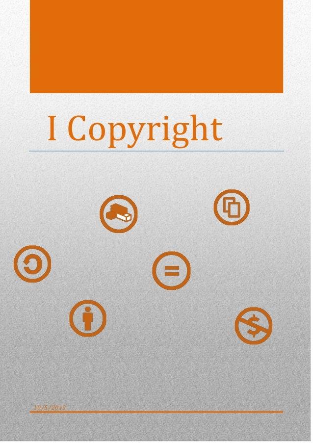 I copyright   copia