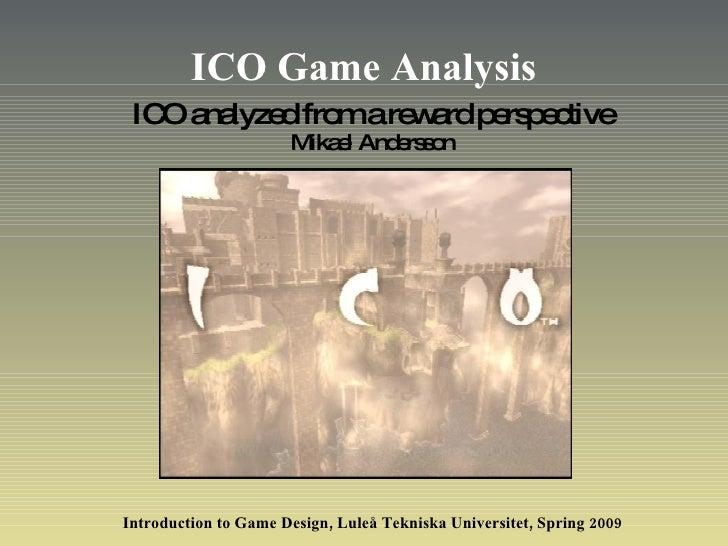 ICO Slideshow 2009