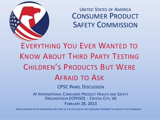 Everything You Ever Wanted to Know About Third Party Testing Children's Products But Were Afraid to Ask