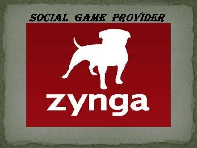 SOCIAL GAME PROVIDER