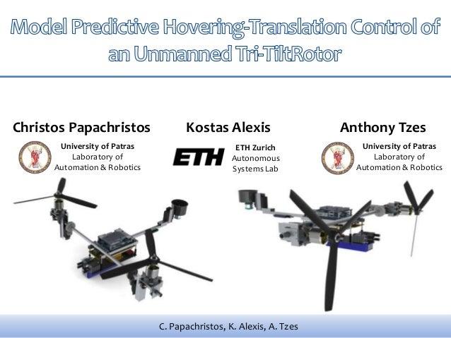 ICRA 2013 Tilt-TriRotor