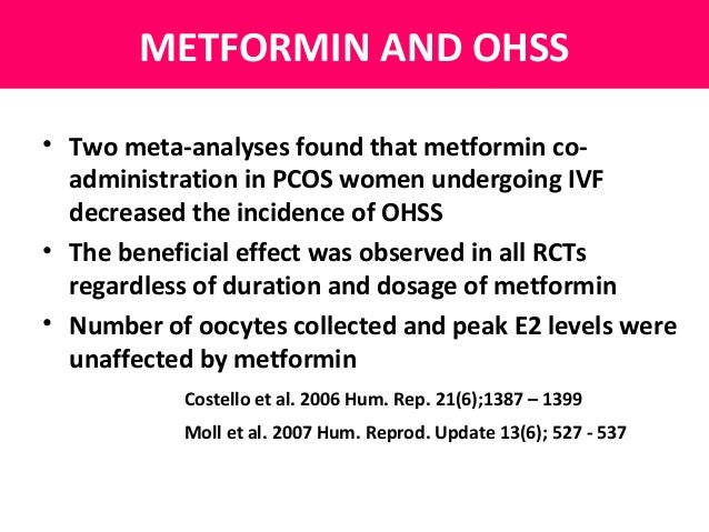 What Is The Correct Dose Of Metformin For Pcos