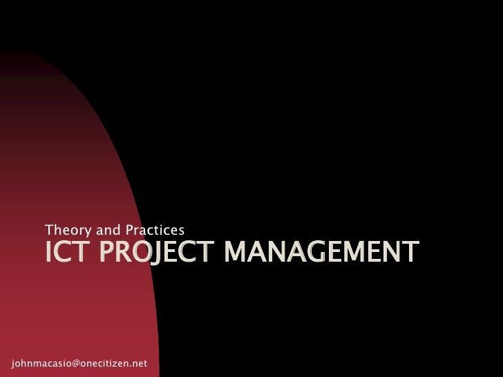 ICT4GOV project management_4
