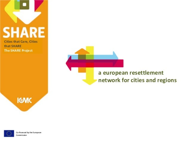 Cities that Care, Cities that SHARE The SHARE Project Co-financed by the European Commission a european resettlement netwo...