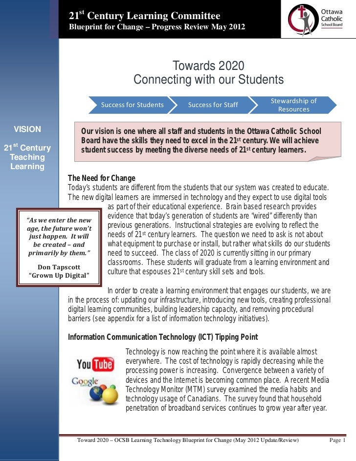 =                   21st Century Learning Committee                                  Information Technology Solutions     ...