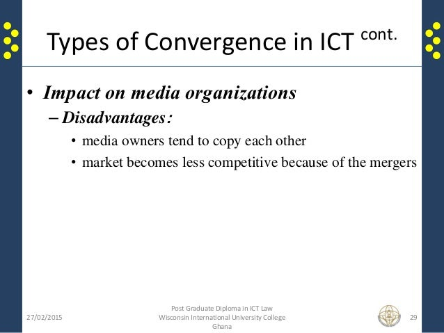 effects of media convergence Media convergence description: information entertainment new opportunities for powerpoint - beautifully designed chart and diagram s for powerpoint with visually stunning graphics and animation effects infin media - find web.