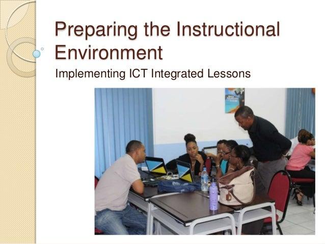 Ict environment