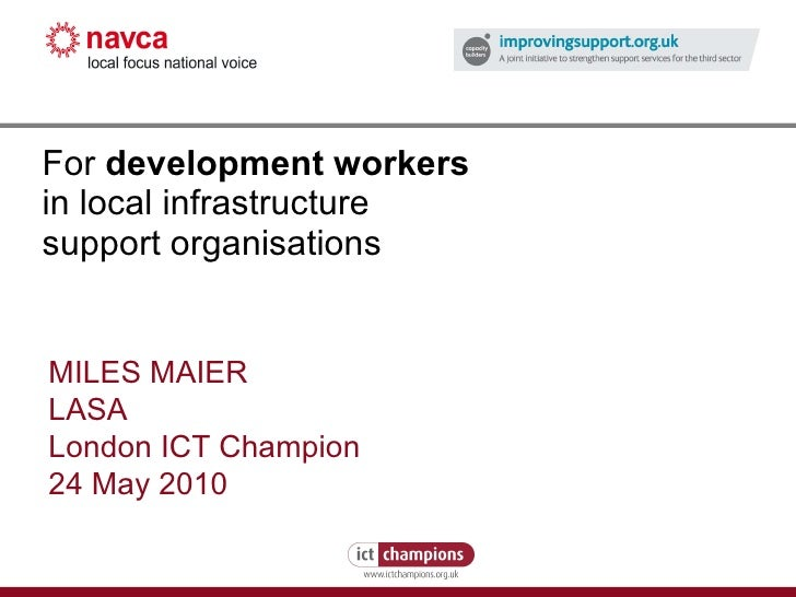 ICT for development workers