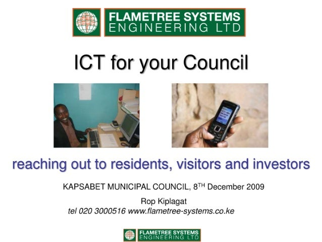 ICT For Your Council
